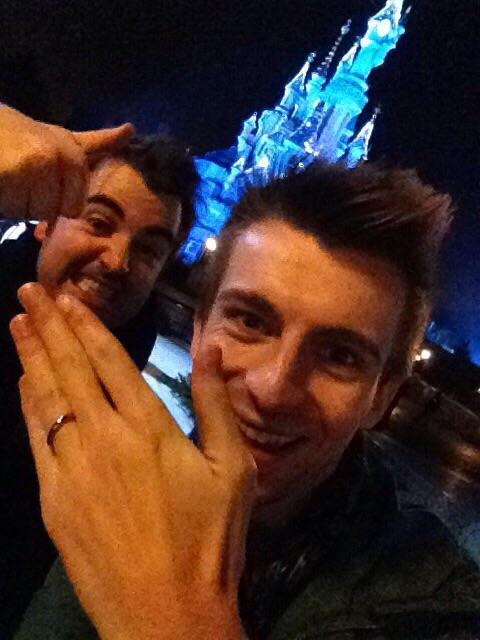 Arran & Callum - A Disney Proposal