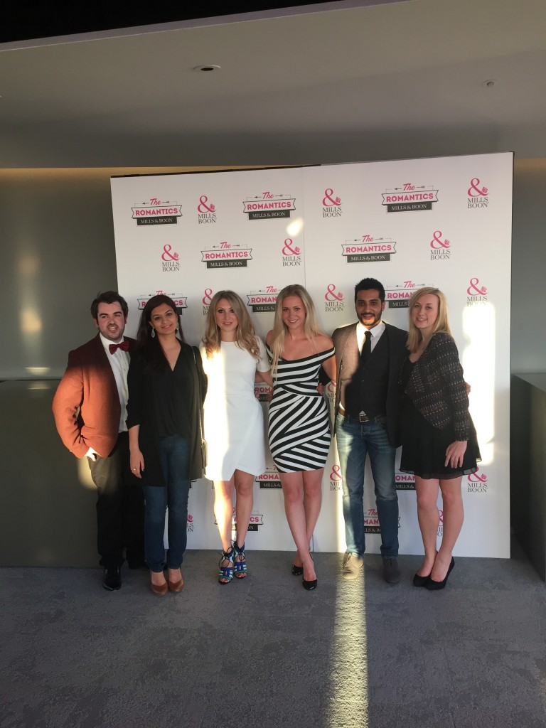 The Proposers with our proposers!!