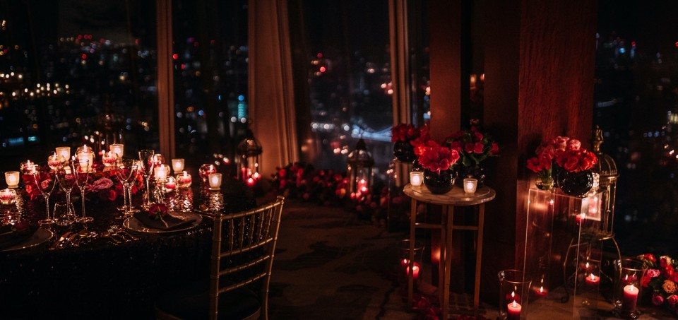 A Night of Romance at The Shard