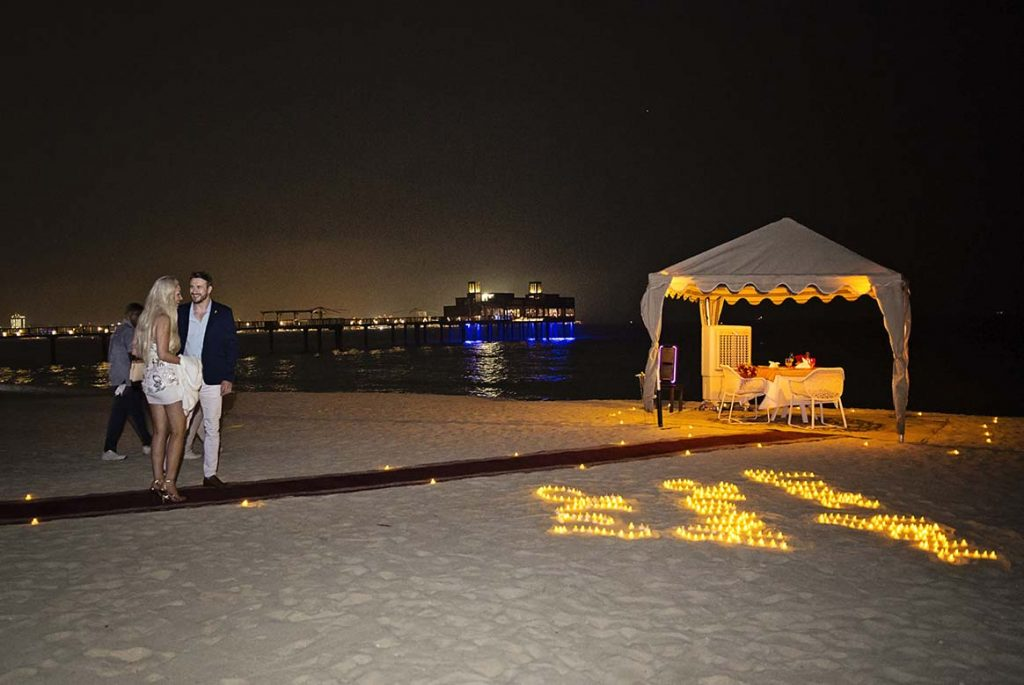 Dubai Proposal