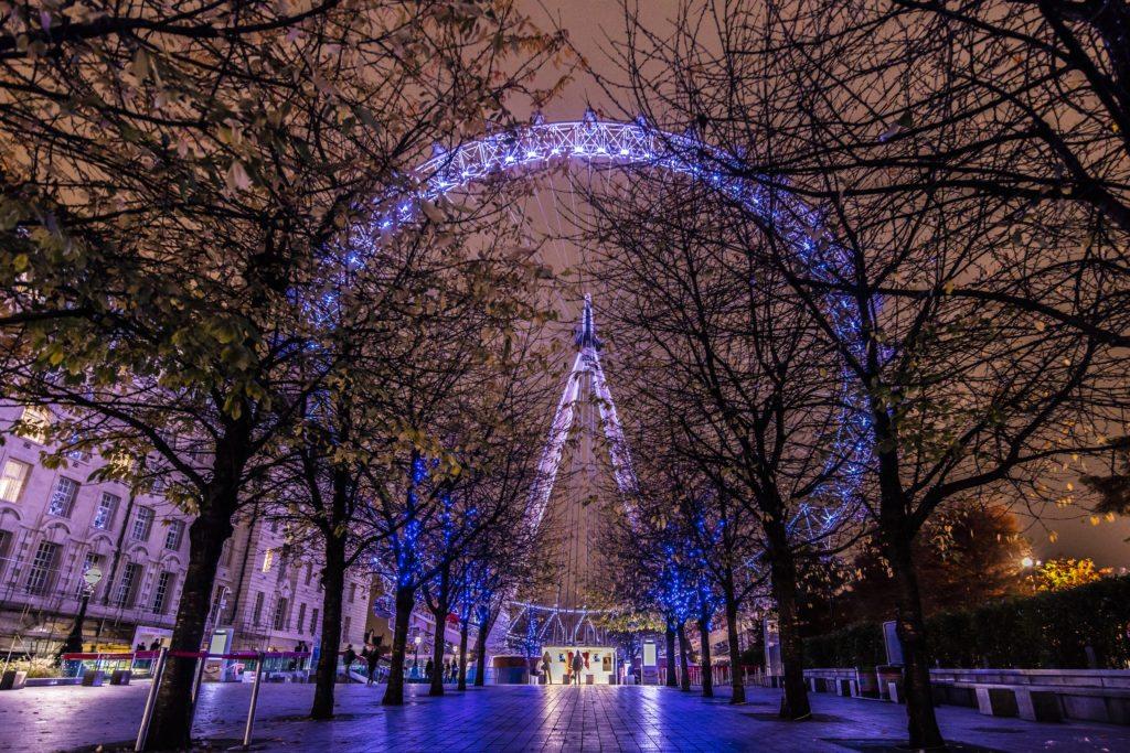 London Eye Marriage Proposal