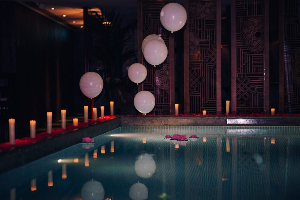 Infinity Proposal at The Shangri-La