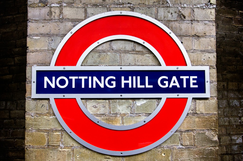 Notting Hill - The Movie Proposal