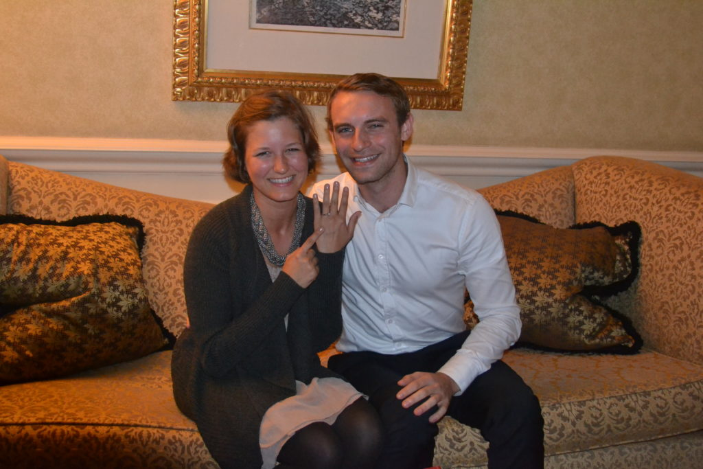 Marriage proposal planned at The Landmark Hotel by The Proposers