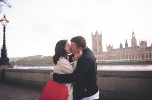 A Love Actually Proposal...By The Proposers