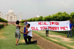 A day full of surprises proposal