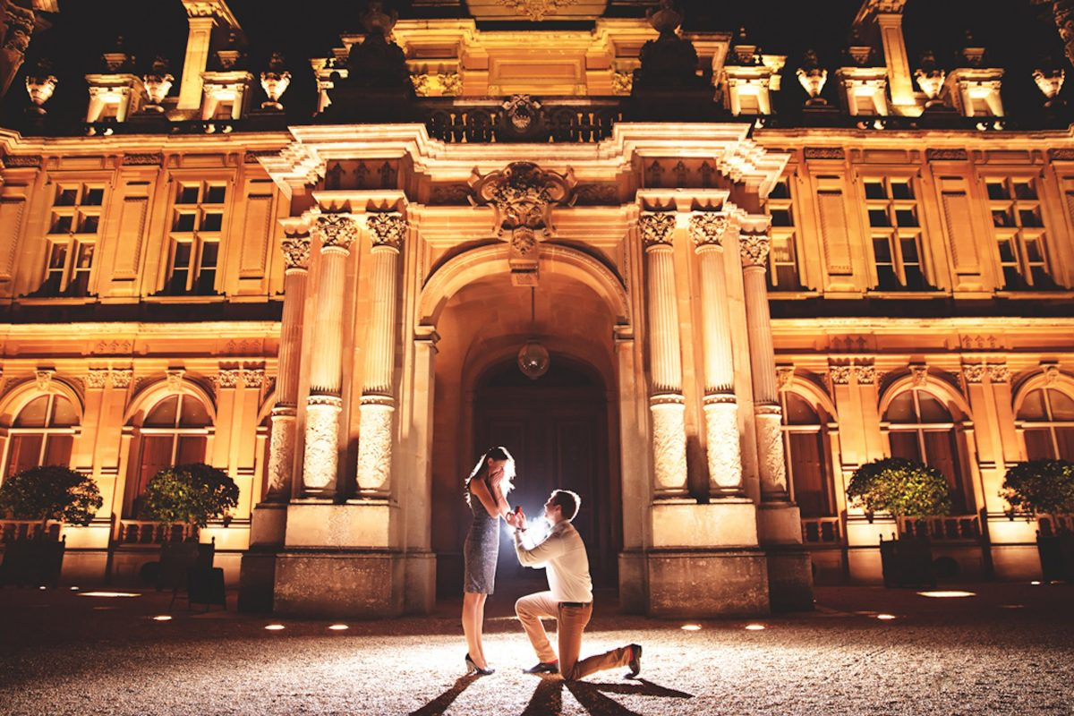The Proposers- Waddesdon Manor- Sanshine Photography