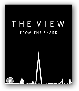 We're The View From the Shard's recommended romance planners!