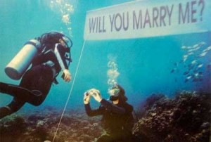 Top summer proposal spots - abroad