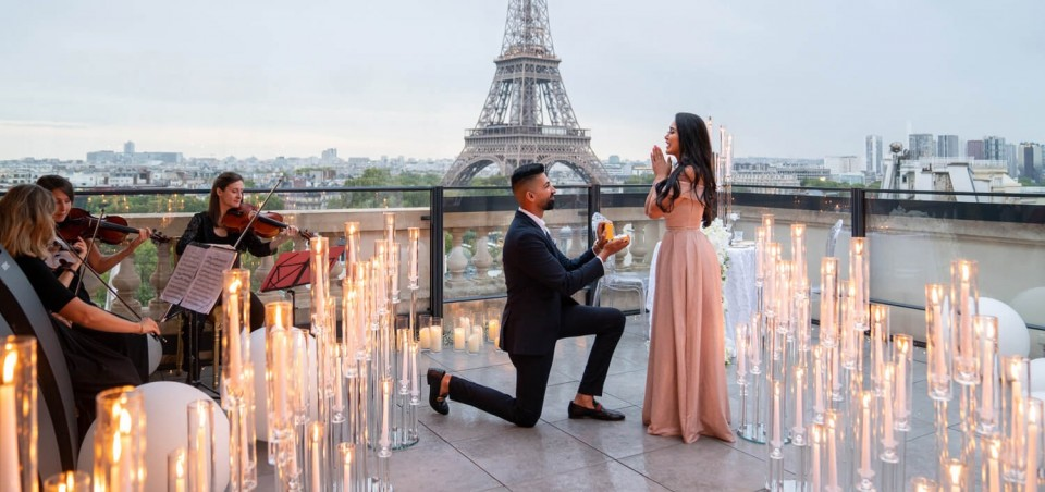 The 14 Best Places To Propose In Paris