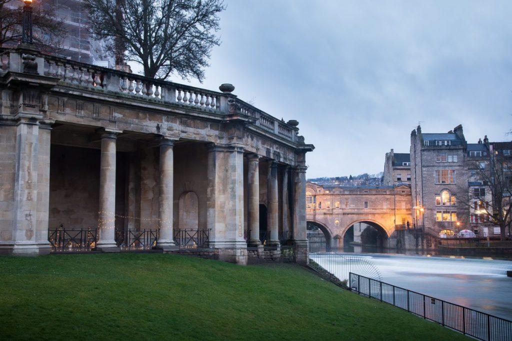 Proposing in Bath
