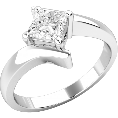The Low Down on Diamonds: Princess Cut