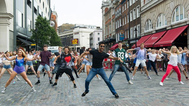 Why Flashmobs are Here to Stay