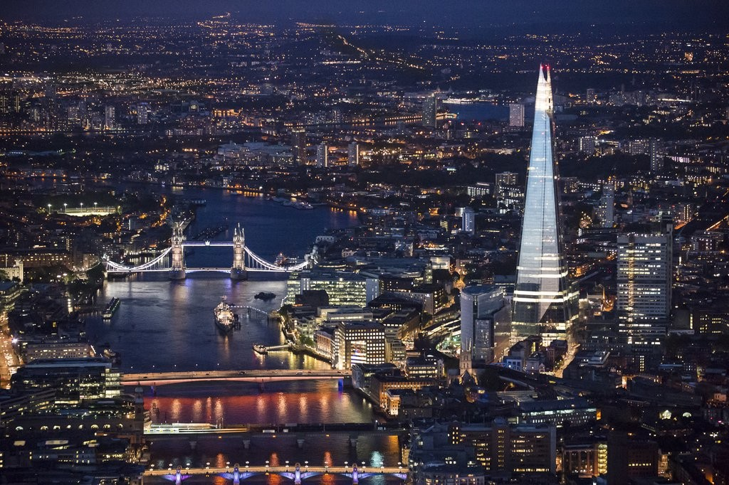 The View From The Shard Proposal