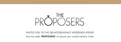 The Quintessentially Wedding Atelier Show Is Back!