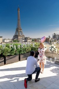 Will you marry me in Paris | Eiffel Tower Proposal