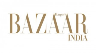 Bazaar India - Exciting New Article in Harper's Bazaar India!