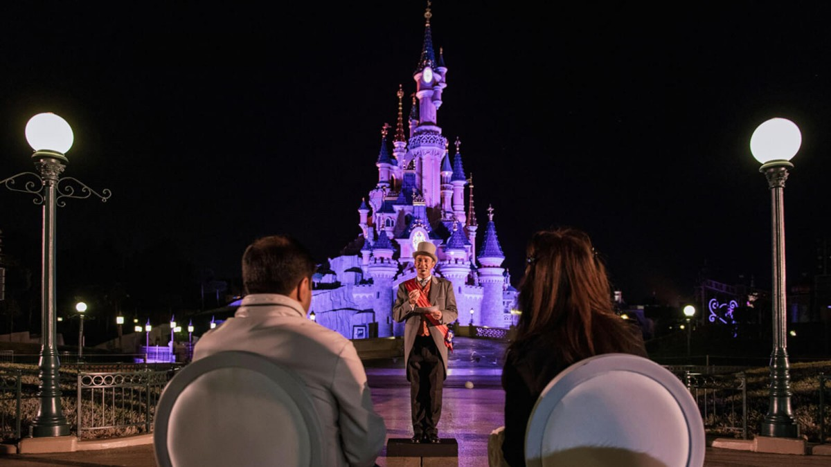 Disneyland Paris Proposal