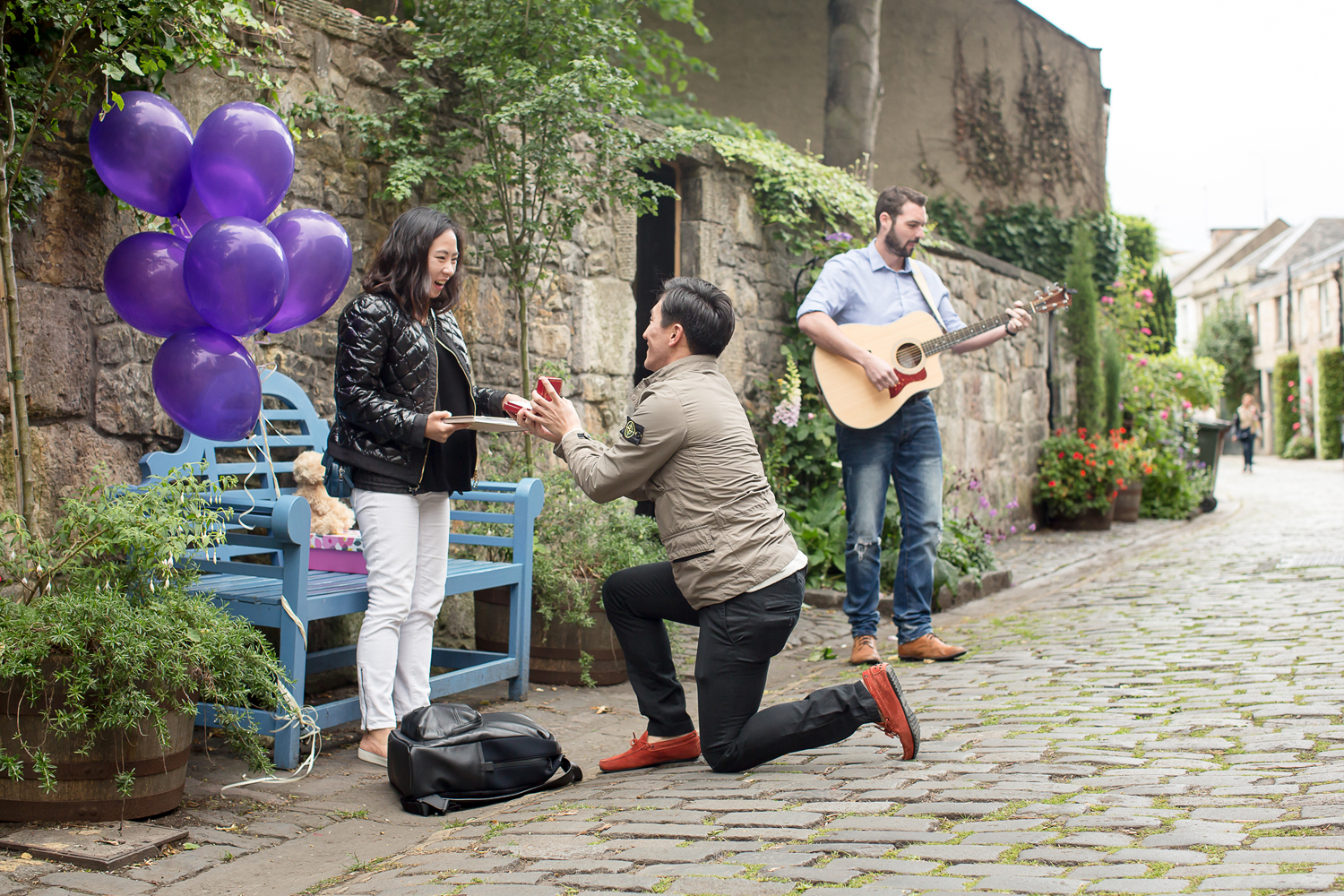 Best Places To Propose in Europe | Edinburgh