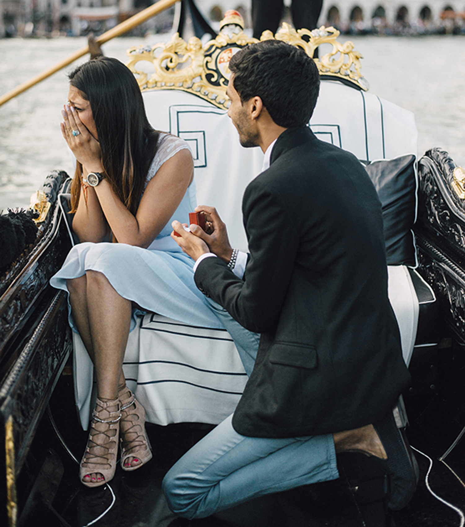 The Most Romantic Places To Propose in Europe | Venice