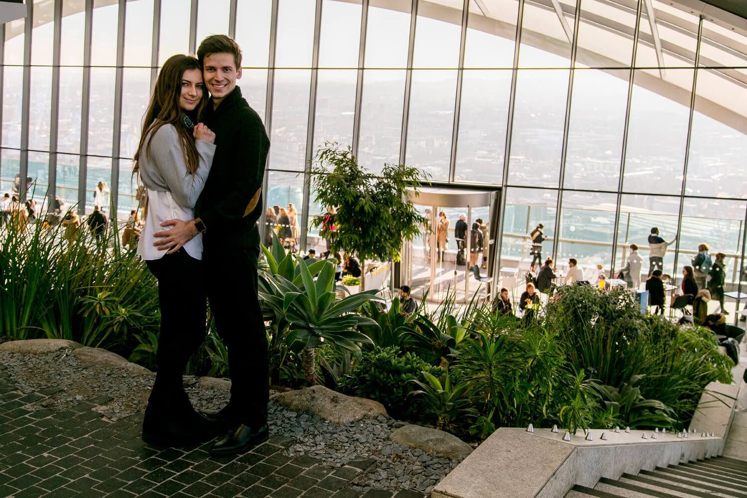 Sky Garden London Proposal   The Best Places To Propose London