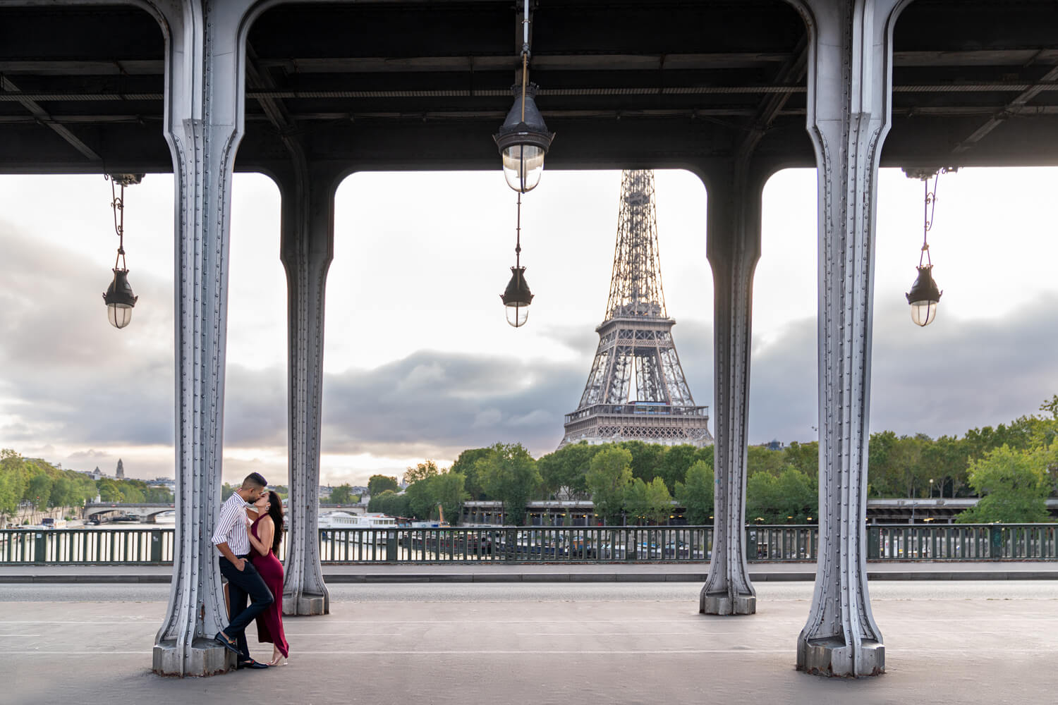 The Best Places To Propose In Paris