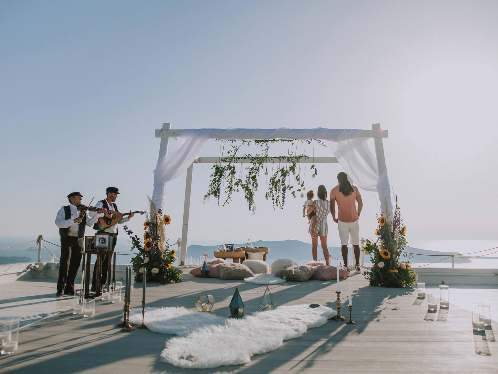 Santorini Proposal