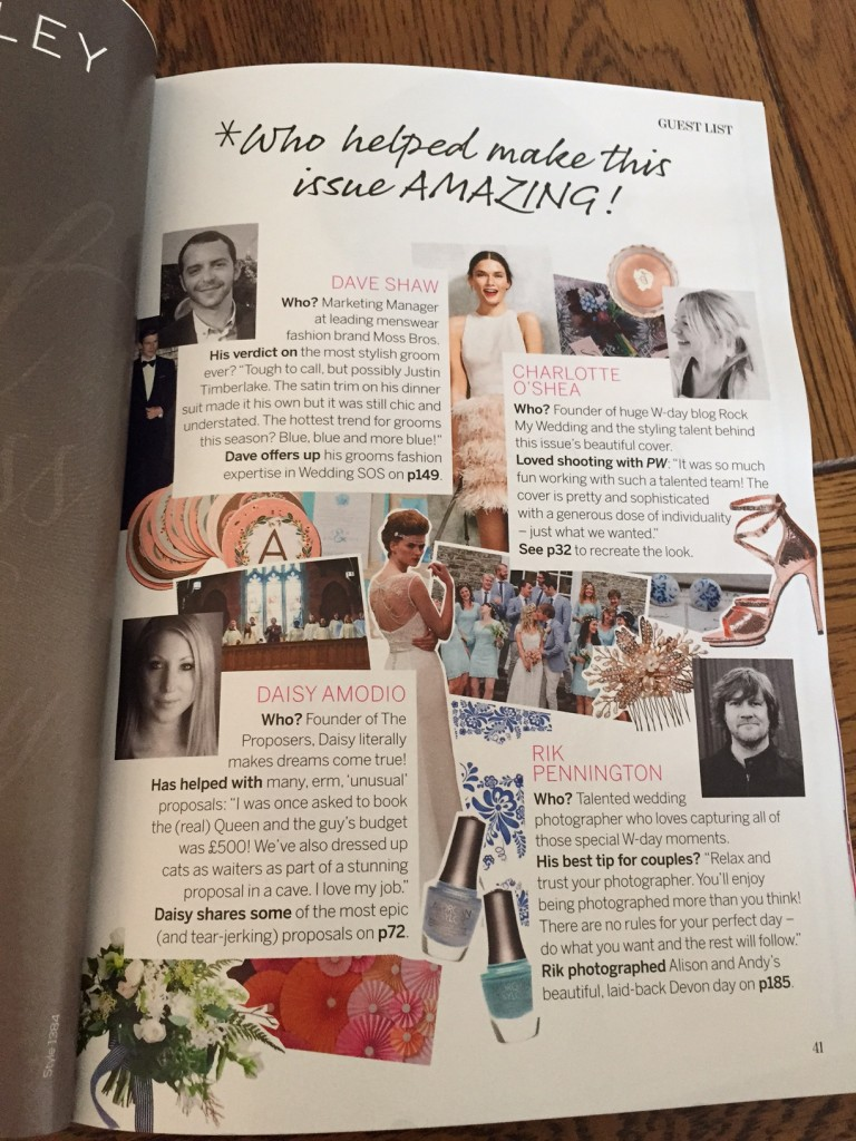 They even did a feature on our founder Daisy!