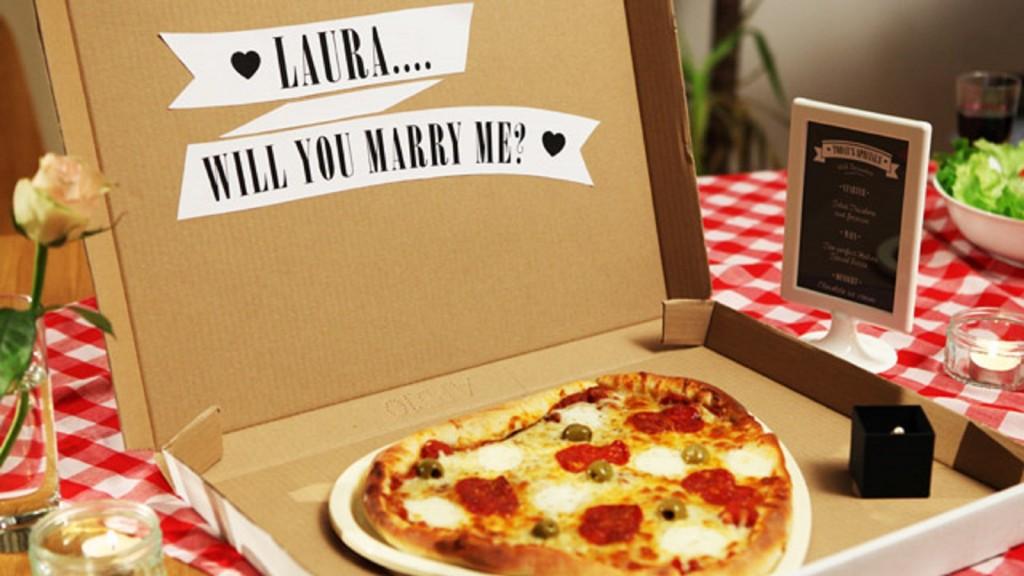 Romantic Italian Dinner for Two