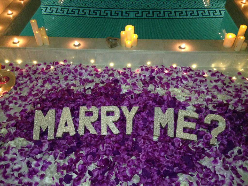 Proposal Experts The Proposers plan a romantic proposal in the Shangri La Paris