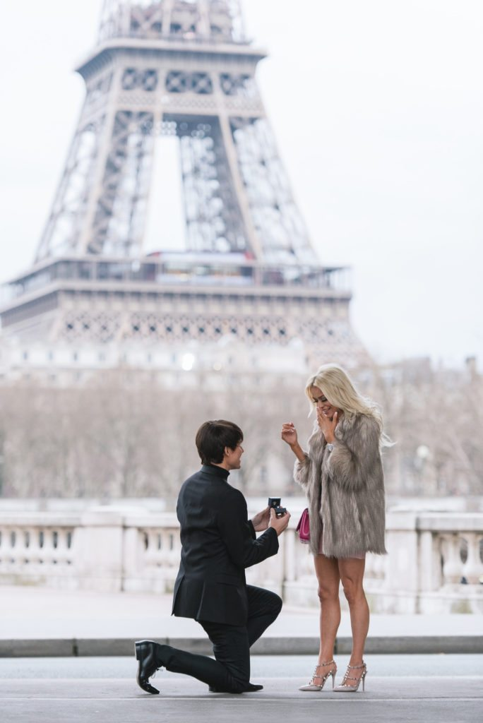 Paris marriage proposal planned by The Proposers